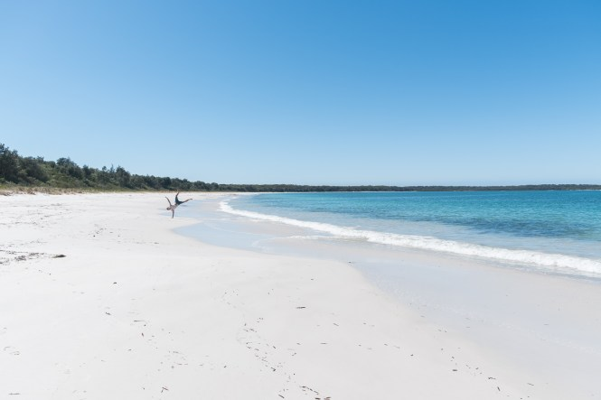 hare bay shoalhaven jervis bay 100 beach challenge