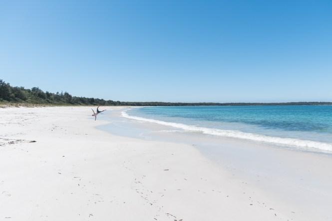 hare bay shoalhaven jervis bay 100 beach challenge