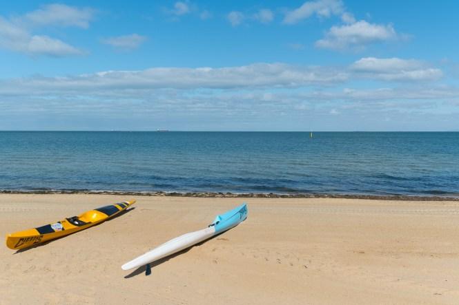 Que faire à visiter Melbourne plage st kilda