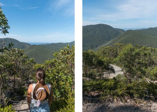Mount Oberon Summit Track Wilsons Promontory