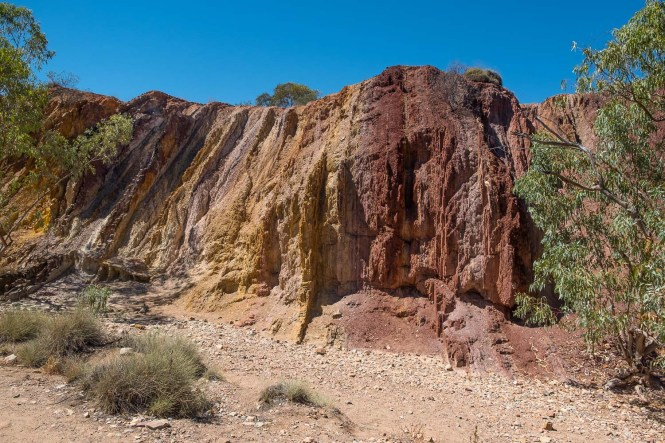 Ochre Pits Red centre