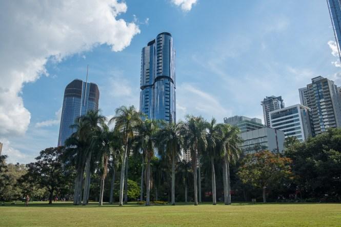 City Botanic Gardens visiter brisbane