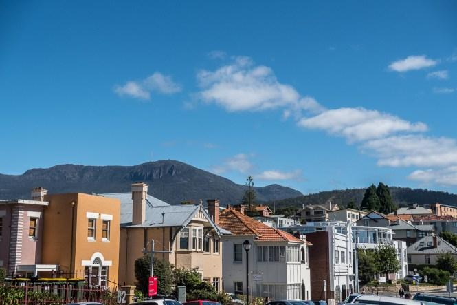 MOUNT WELLINGTON ROAD TRIP en tasmanie itineraire 2 semaines