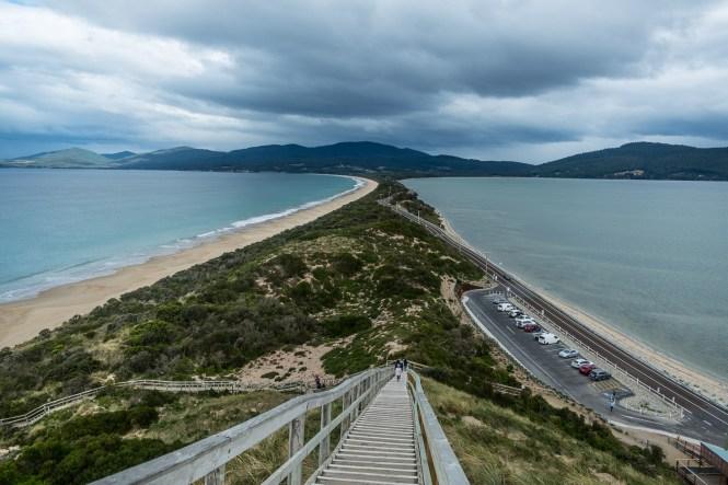 BRUNY ISLAND ROAD TRIP en tasmanie itineraire 2 semaines