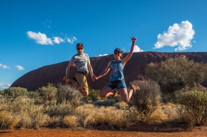 Uluru-Kata Tjuta National Park RED CENTRE