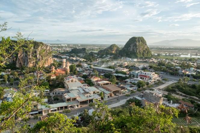 Marble Mountains à Danang Itinéraire au Vietnam Hoi an