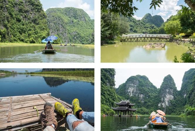 région de Ninh Binh Itinéraire au Vietnam nimh Binh