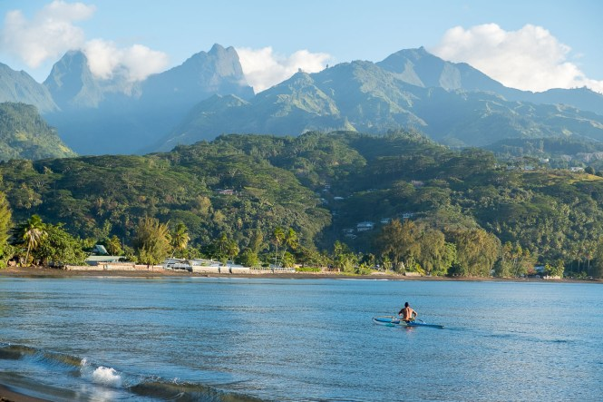 polynesie paddle