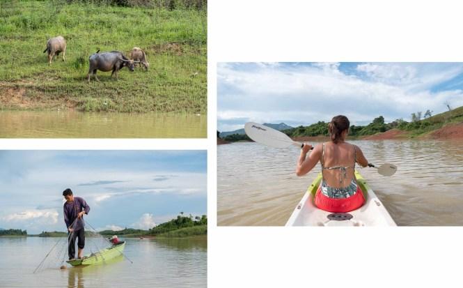 Vang vieng Itinéraire Laos