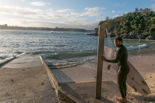 surf manly sydney Partir en australie
