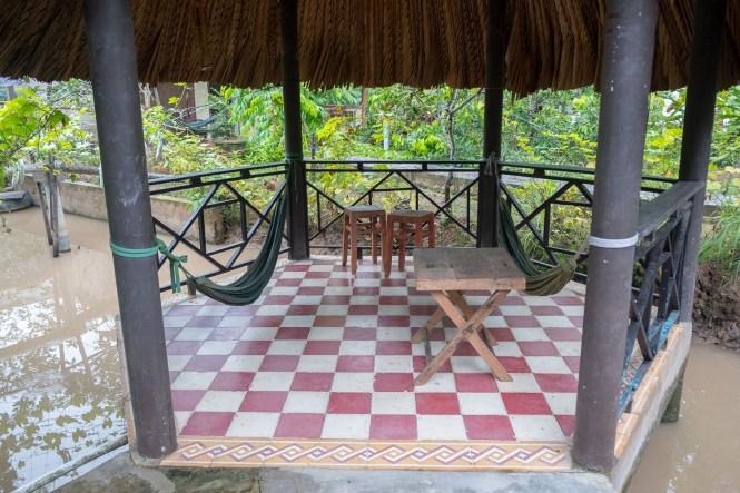 Ngoc Phuong Homestay île d'An Binh delta du mékong vietnam