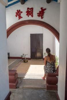 Maison Quand Trieu VISTER Hoi An vietnam