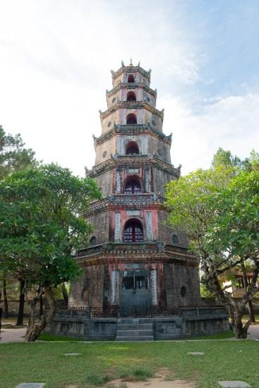 TOUR PAGODE THIEN MU VISITER HUE EN 1 Jour vietnam