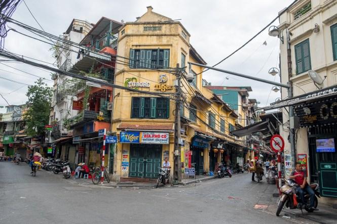 36 rue des corporations Visiter hanoi