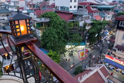Rooftop du Mk Rooftop visiter hanoi