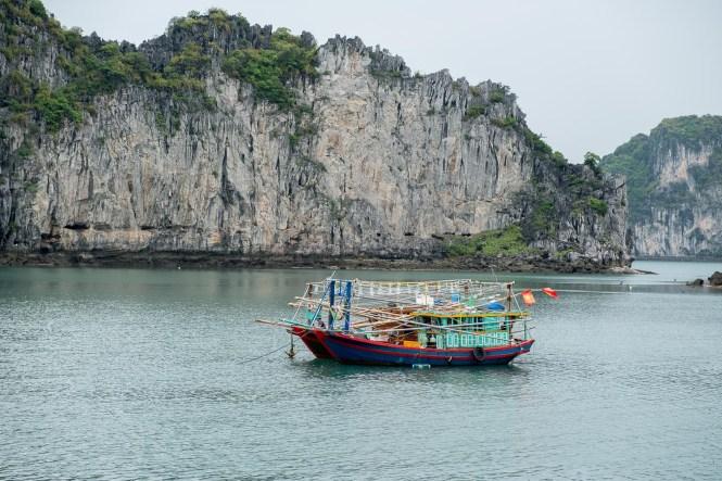 bateau Cong Dam bai tu long vietnam