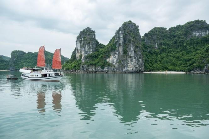 baie d'halong Maritime