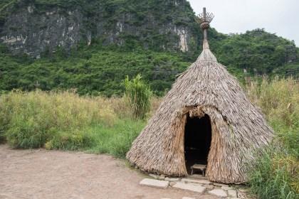 décors de film trang an baie d'halong terrestre tam coc