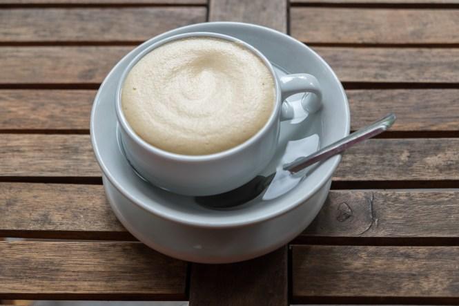 egg coffee visiter hanoi