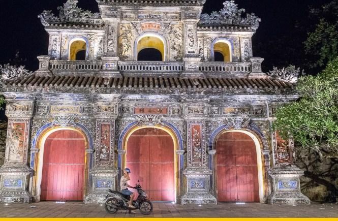 SCOOTER VISITER HUE EN 1 Jour vietnam