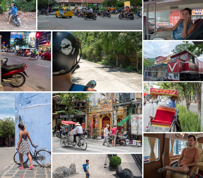 TRANSPORT BUDGET VIETNAM