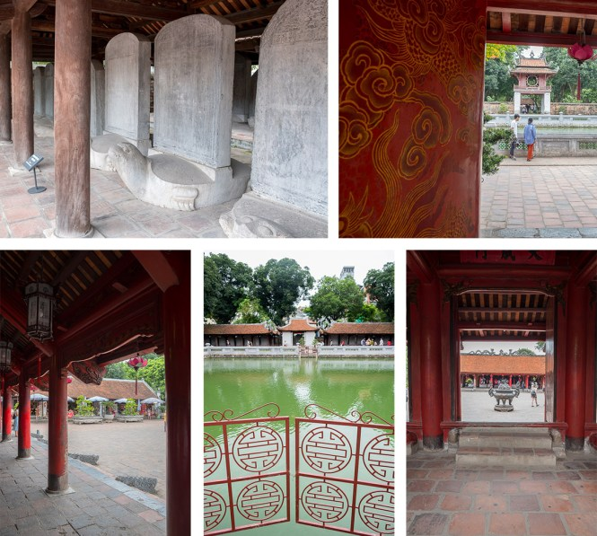 Temple de la Littérature visiter Hanoi