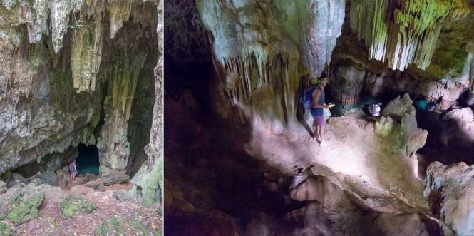 grottes-ile-des-pins-nouvelle-calédonie