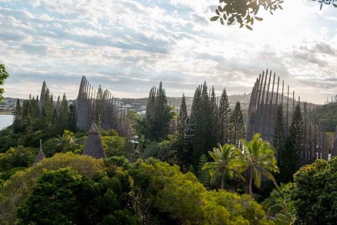 centre-culturel-tjibaou-Nouméa-Nouvelle-Calédonie