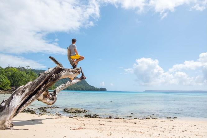 Image décrivant l'article du partenaire de Travel Better Partner en Vanuatu, Dangereux?