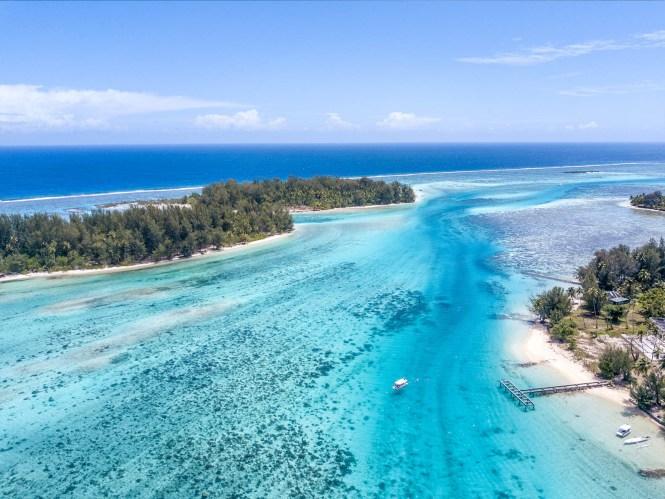 Moorea-plage-Tiahura