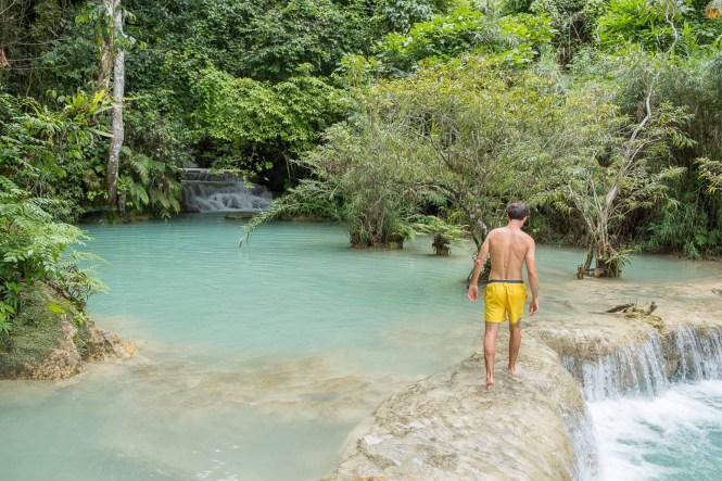 Kuang-Si-Falls-laos-bain