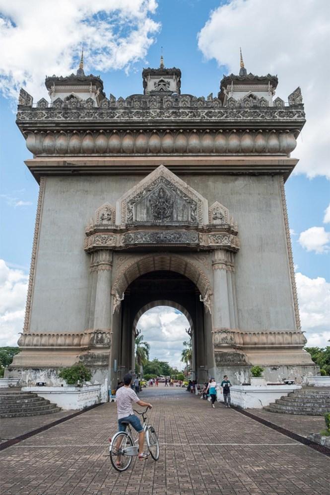 Vientiane-patouxai