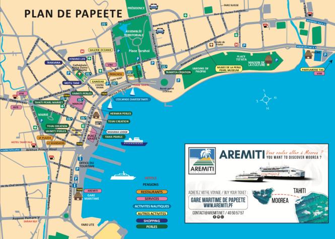 papeete-map-carte