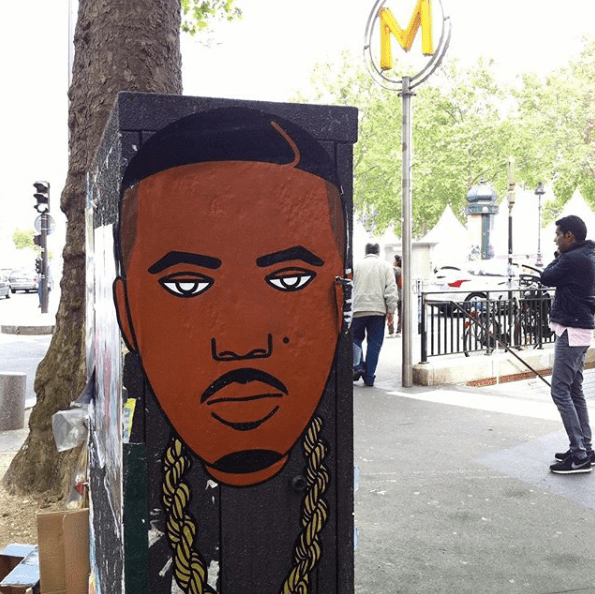 Street Art Paris Bastille