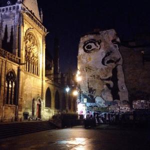 Street Art Paris Jef Aerosol