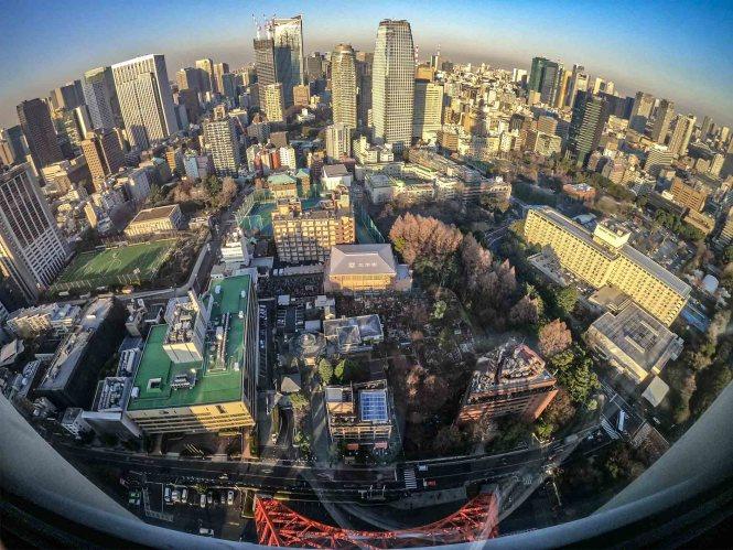 Tokyo-tower-vue