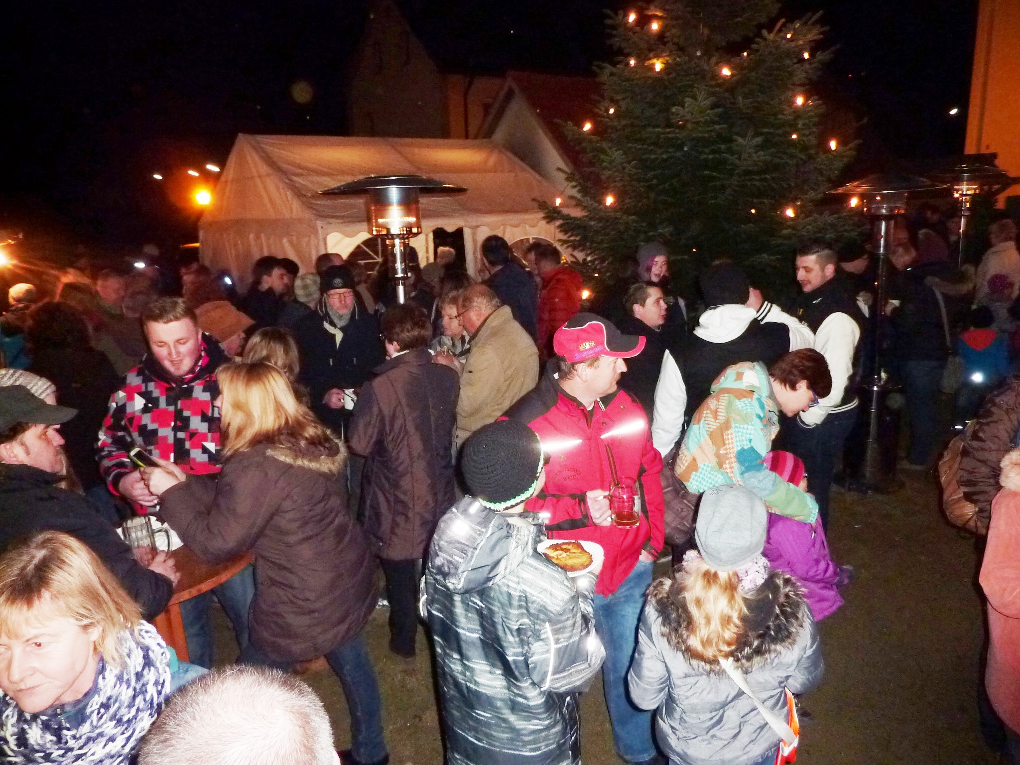 Schlottenhofer Weihnachtsmarkt 2015