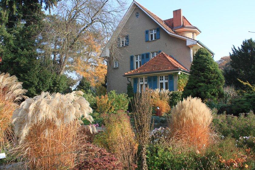 Herbstbeet Im Karl Foerster Garten Büro Christian Meyer