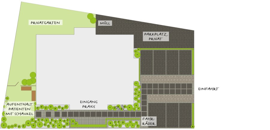 Lehnitzsee Gartengestaltung