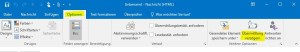 Tipp der Woche: Outlook – E-Mail zeitversetzt senden