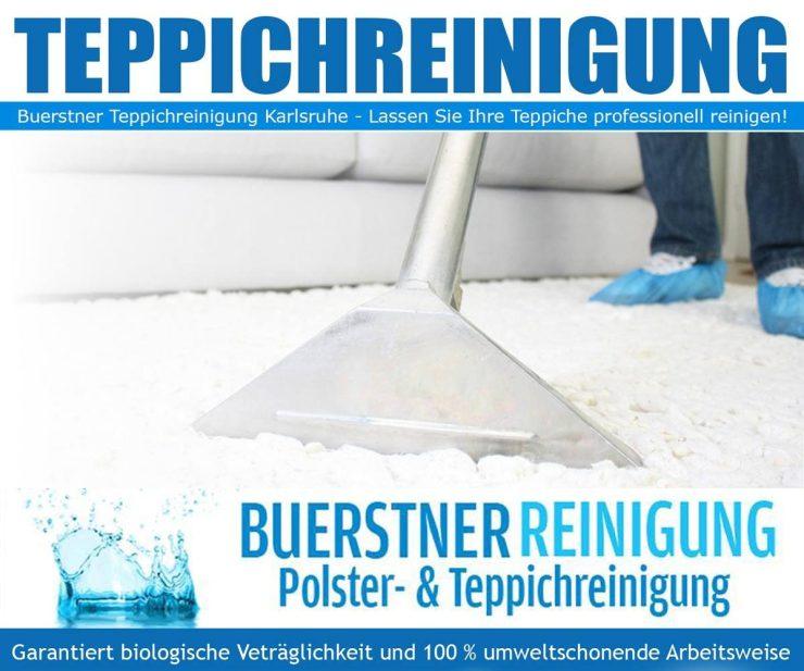 Buerstner Teppichreinigung Karlsruhe