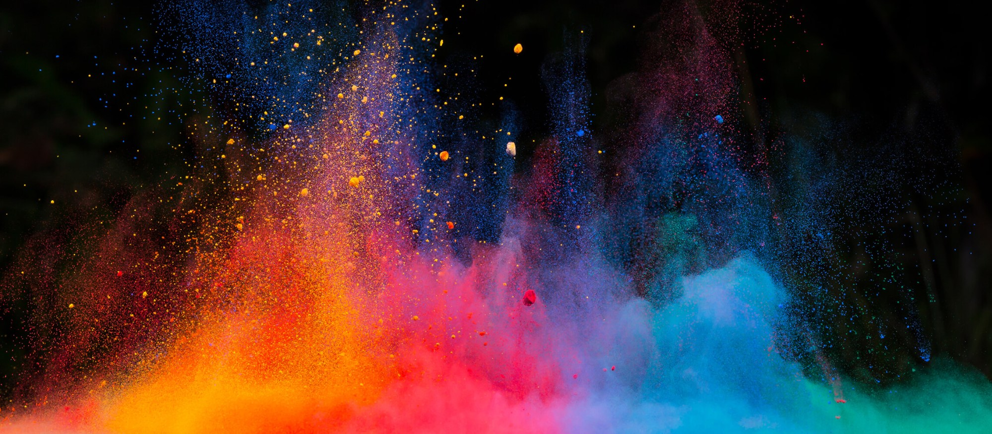 hight resolution of colours and their meanings in presentations