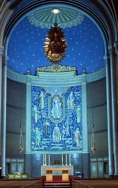 St Mary Of Sorrows
