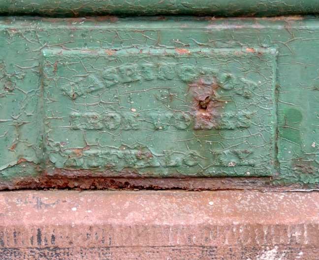 Washington Iron Works Buffalo Ny