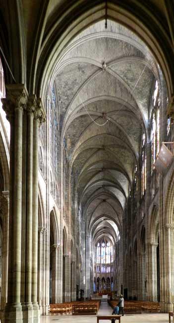 St Denis Basilica