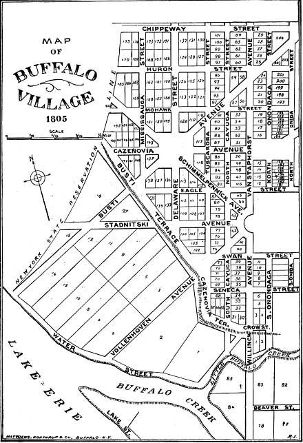 Buffalo 1800-1831