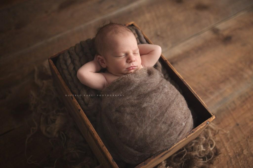 Buffalo Newborn photography