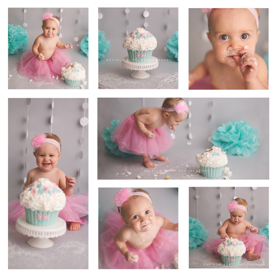 First Birthday photography Buffalo NY