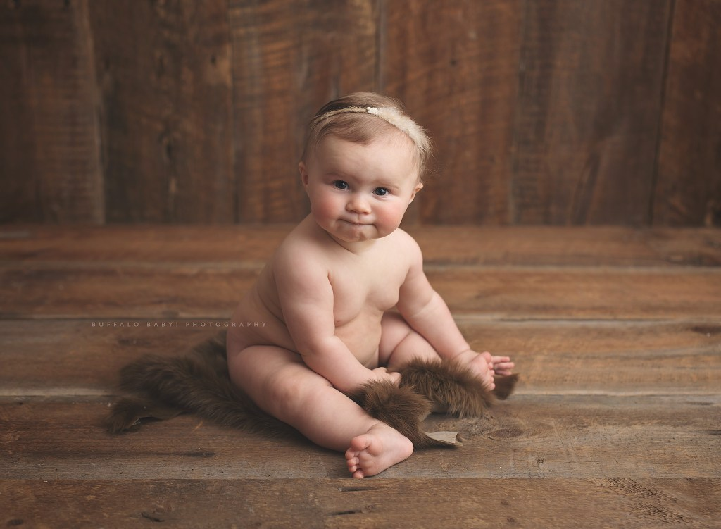 Buffalo NY baby photography