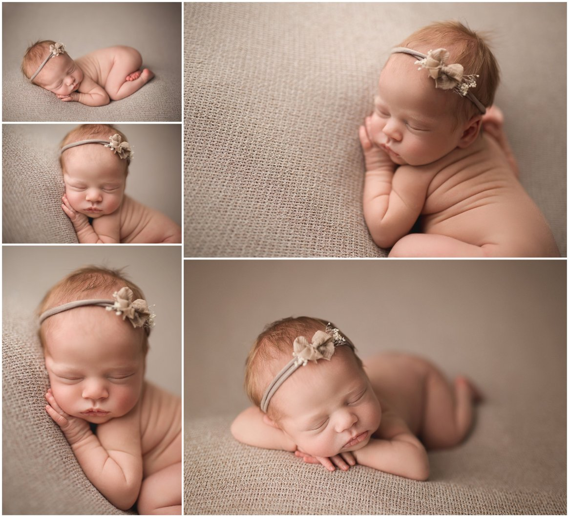 eden newborn session